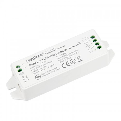 FUT036M - Mi-Light - Kontroler taśm LED MONO 12A